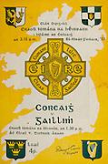All Ireland Senior Hurling Championship Final,.Programme, .06.09.1953, 09.06.1953, 6th September 1953,.Cork 3-3, Galway 0-8, .Minor Dublin v Tipperary, .Senior Cork v Galway, .Croke Park, 0691953AISHCF,
