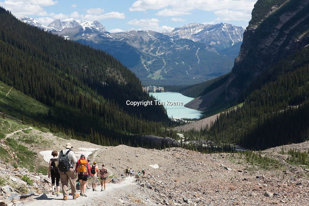 Lake Louise Banff National Park, alberta, Canada
