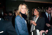 TATIANA BLATNIK;. Graydon and Anna Carter host a lunch for Carolina Herrera to celebrate the ipening of her new shop on Mount St. .The Connaught. London. 20 January 2010