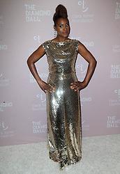 September 14, 2018 - New York City, New York, USA - 9/13/18.Issa Rae at Rihanna''s 4th Annual Diamond Ball held at Cipriani Wall Street in New York City..(NYC) (Credit Image: © Starmax/Newscom via ZUMA Press)