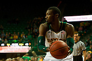 WACO, TX - DECEMBER 18: Cory Jefferson #34 of the Baylor Bears brings the ball up court against the Northwestern State Demons on December 18 at the Ferrell Center in Waco, Texas.  (Photo by Cooper Neill) *** Local Caption *** Cory Jefferson