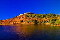 Lake Powell Resort, Lake Powell, Glen Canyon National Recreation Area, Arizona USA
