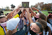 DI Girls Soccer Championship - South Burlington vs. CVU 11/7/20