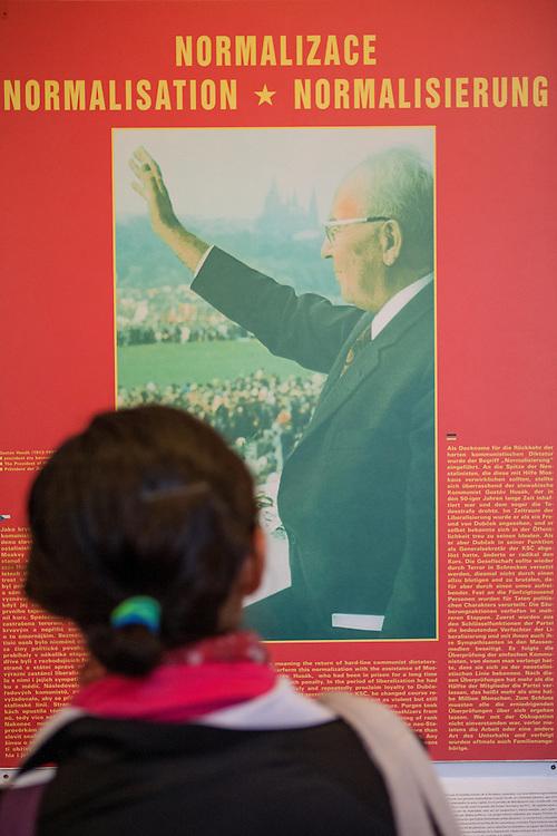Museum für Kommunismus.