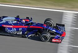 February 26, 2019 - Barcelona, Catalonia, Spain - the Toro Rosso of Alexander Albon during the Formula 1 test in Barcelona, on 26th February 2019, in Barcelona, Spain. (Credit Image: © Joan Valls/NurPhoto via ZUMA Press)