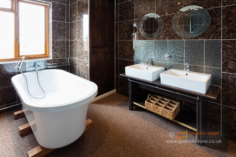 Residential interior photography