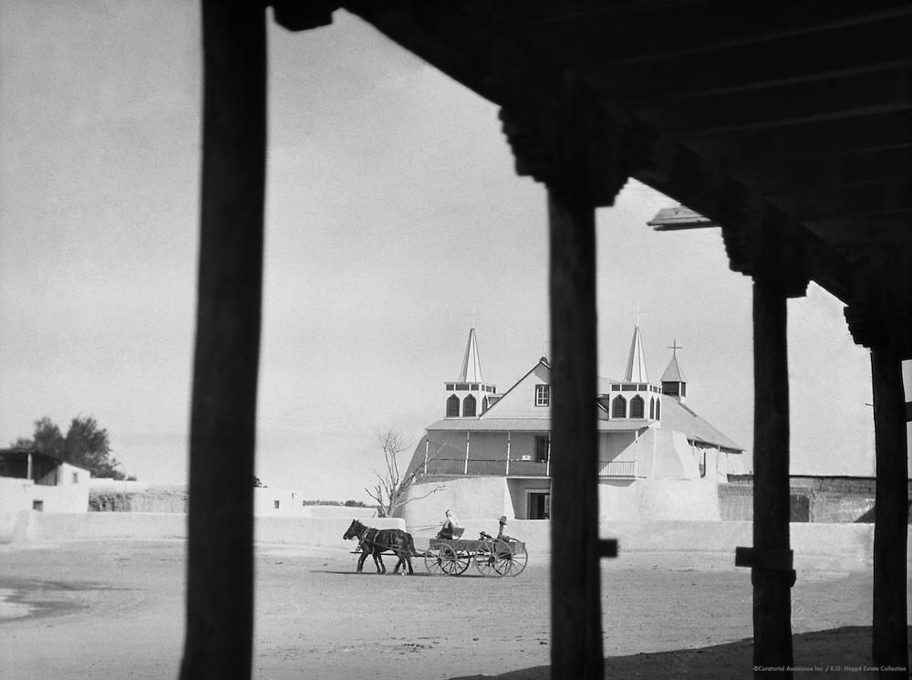 New Mexico, Isleta West of Alberquerque, USA, 1926