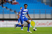 FOOTBALL - FRENCH CHAMPIONSHIP 2011/2012 - ES TROYES v CS SEDAN  - 20/09/2011 - PHOTO JEAN MARIE HERVIO / DPPI - CARLOS EDUARDO (TRO)