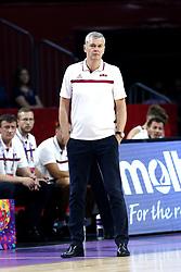 September 10, 2017 - Latvia vs. Montenegro Eurobasket European Basketball Championship round of 16 match in Istanbul, Saturday, Sept. 10th.  Eurobasket (Credit Image: © Depo Photos via ZUMA Wire)