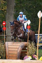 Donckers Karin, (BEL), Jalapeno<br /> Cross country<br /> Mondial du Lion - Le Lion d'Angers 2015<br /> © Dirk Caremans<br /> 17/10/15