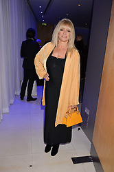 Jo Wood at the Giselle Premier VIP Party, St.Martin's Lane Hotel, London England. 11 January 2017.