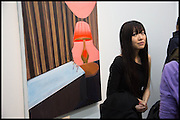 CHELSEA CHEN, Dexter Dalwood. - London Paintings, private view, simon lee gallery, 12 berkeley st. w1. 17 Nov 2014