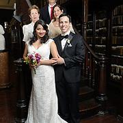 Wedding of Kishwer & Gino Barrica<br /> German Society of Pennsylvania<br /> May 18, 2013