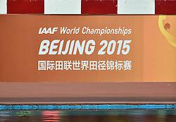 25-08-2015 CHN: IAAF World Championships Athletics day 4, Beijing<br /> Boarding Athletics Beijing 2015