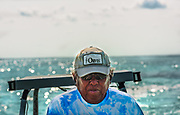 The oldest active guide at El Pescador in Belize at 74 years. A gentleman and experienced guide that made a day on the water memorible.