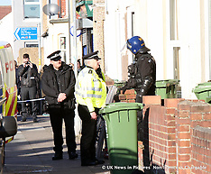 Stand Off in POrtsmouth