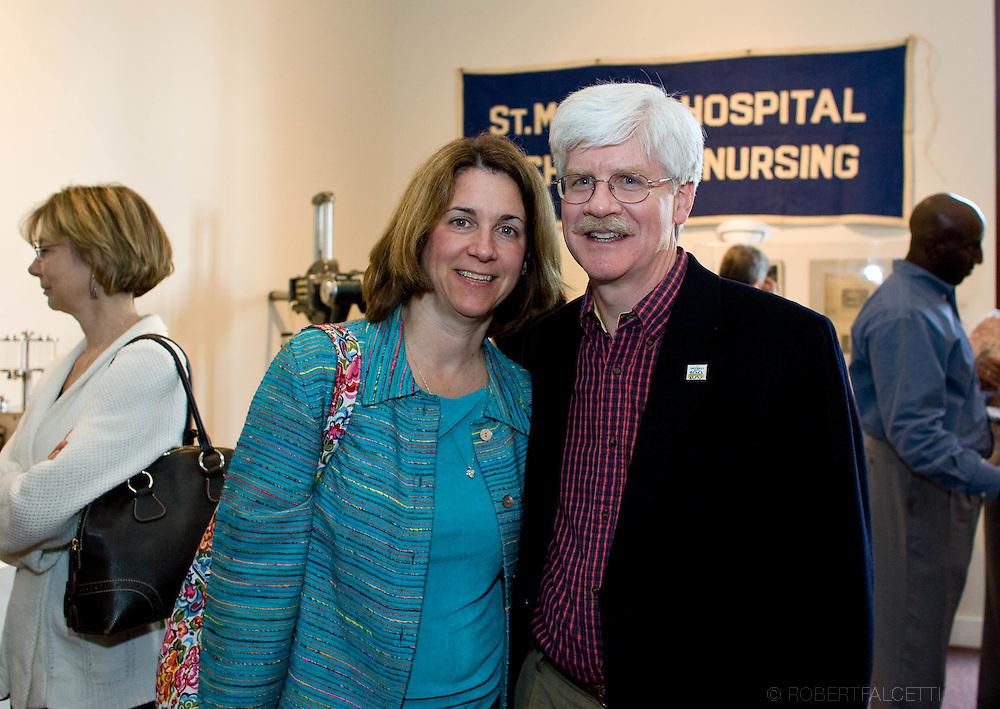 2009 Saint Mary's Hospital, 100 Years of Caring exhibit at Mattatuck Museum in Waterbury.