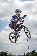 2021 UCI BMXSX World Cup 1&2<br /> Verona (Italy)<br /> Friday Practice<br /> WE + WU<br /> ^me#100 MAHIEU, Romain (FRA, ME) DN1 GT Sarrians
