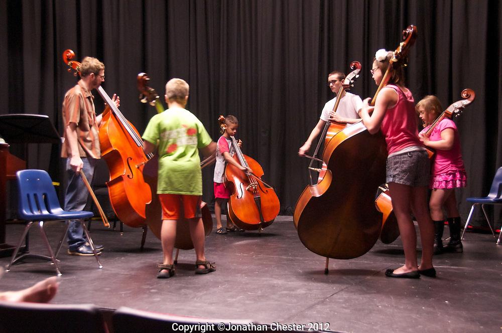 KC Bass Workshop 2012