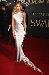 Karlie Kloss, The British Fashion Awards 2014, The London Coliseum, London UK, 01 December 2014, Photo By Brett D. Cove © Licensed to London News Pictures. 02/12/2014. Brett D Cove/PIQ/LNP