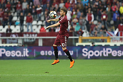 May 13, 2018 - Turin, Piedmont, Italy - Adem Ljajic (Torino FC) in action during the Serie A football match between Torino FC and S.P.A.L. at Olympic Grande Torino Stadium on May 13, 2018 in Turin, Italy. (Credit Image: © Massimiliano Ferraro/NurPhoto via ZUMA Press)