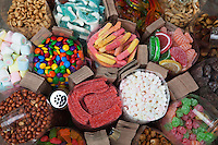 """Pinoy candy or fruit candies are common in the Philippines. People are enticed into eating them since most are based on fruits, so it is hoped that they are more or less """"healthy"""".  It is considered fun to snack on sweets and when they are so colorful it makes sense."""