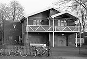 Reading. England. General views of the Reading University Boathouse. Berkshire. Sat 16.01.2016.  [Mandatory Credit: Peter Spurrier/Intersport-images.com