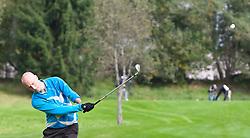 05.10.2010, Golfclub, Zell am See Kaprun, AUT, European Paragolf Championships 2010, im Bild Alexander Hjalmarsson, SWE, EXPA Pictures © 2010, PhotoCredit: EXPA/ J. Feichter