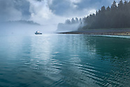 Bartlett Cove Seascape - Glacier Bay