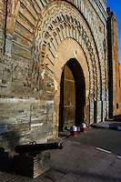 Morocco. Bab Agnaou is one of the nineteen gates of Marrakesh.
