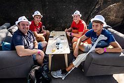 PORTOROZ, SLOVENIA - SEPTEMBER 18:  VIP  during the WTA 250 Zavarovalnica Sava Portoroz at SRC Marina, on September 18, 2021 in Portoroz / Portorose, Slovenia. Photo by Vid Ponikvar / Sportida