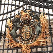Buckingham Palace Gate - Westminster, UK