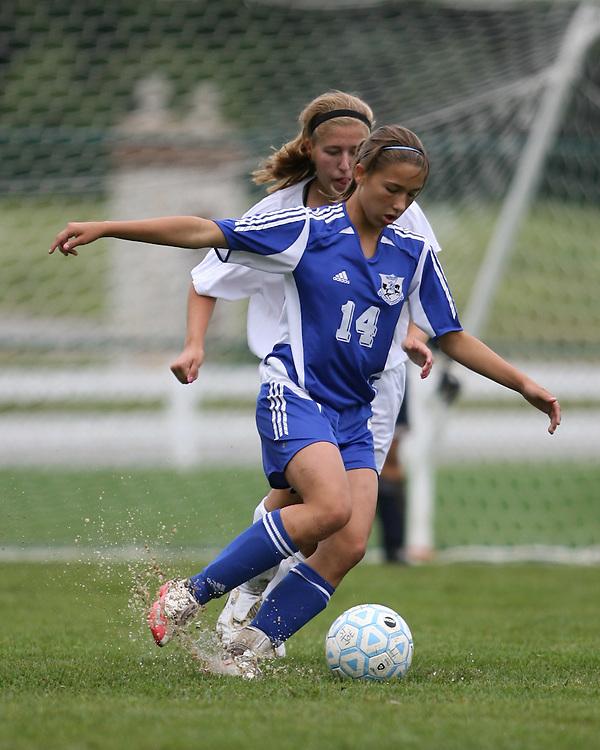 2009 Saint Joseph's High School Soccer Indian Invitational.Marian vs. Andrean