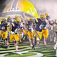 10.24.2014 Olmsted Falls at Avon Varsity Football