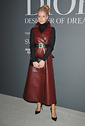 Sydney Lima at the Christian Dior: Designer of Dreams exhibition private view, Victoria and Albert Museum, Cromwell Road, London, England, UK, on Wednesday 30th January 2019. 30 Jan 2019 Pictured: Charlotte Moss (Lottie Moss). Photo credit: CAN/Capital Pictures / MEGA TheMegaAgency.com +1 888 505 6342
