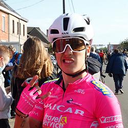 8-05-2021: Wielrennen: GP Eco Struct : Belgie: Ilaria Sanguinetti