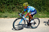 Nairo Quintana (COL - Movistar) during the 105th Tour de France 2018, Stage 18, Trie sur Baise - Pau (172 km) on July 26th, 2018 - Photo Luca Bettini / BettiniPhoto / ProSportsImages / DPPI