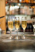 Sparking wine at Paley's Place in Portland