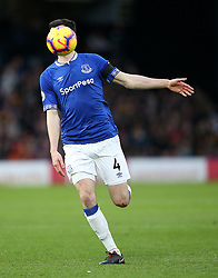 Everton's Michael Keane during the Premier League match at Vicarage Road, Watford