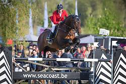 De Luca Lorenzo, (ITA), Erco van T Roosakker <br /> Furusiyya FEI Nations Cup of Belgium<br /> Longines Spring Classic of Flanders - Lummen 2015<br /> © Hippo Foto - Leanjo de Koster<br /> 01/05/15