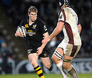 Wycombe. GREAT BRITAIN, Tom REES, during the, Guinness Premiership game between, London Wasps and Leicester Tigers on 25/11/2006, played at  Adams<br />  Park,<br />  ENGLAND. Photo, Peter Spurrier/Intersport-images]