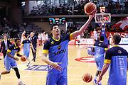 Fontecchio Simone, GRISSIN BON REGGIO EMILIA vs VANOLI CREMONA, Campionato Lega Basket Serie A 2017/2018, recupero 23° giornata, PalaBigi Reggio Emilia 18 aprile 2018 - FOTO Bertani/Ciamillo