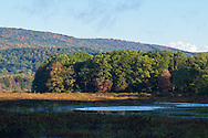 Mamakating - Morning views at the Bashakill on Oct. 8, 2014.