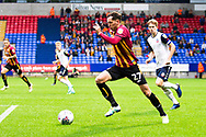Bolton Wanderers midfielder Ronan Darcy in action during the EFL Trophy match between Bolton Wanderers and Bradford City at the University of  Bolton Stadium, Bolton, England on 3 September 2019.