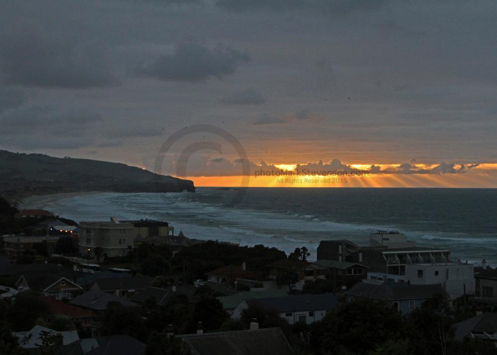 sunrise st clair / Ocean beach