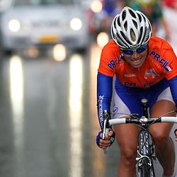 Ladiestour 2008 Limburg<br />Charlotte Becker overall winner HLT 2008