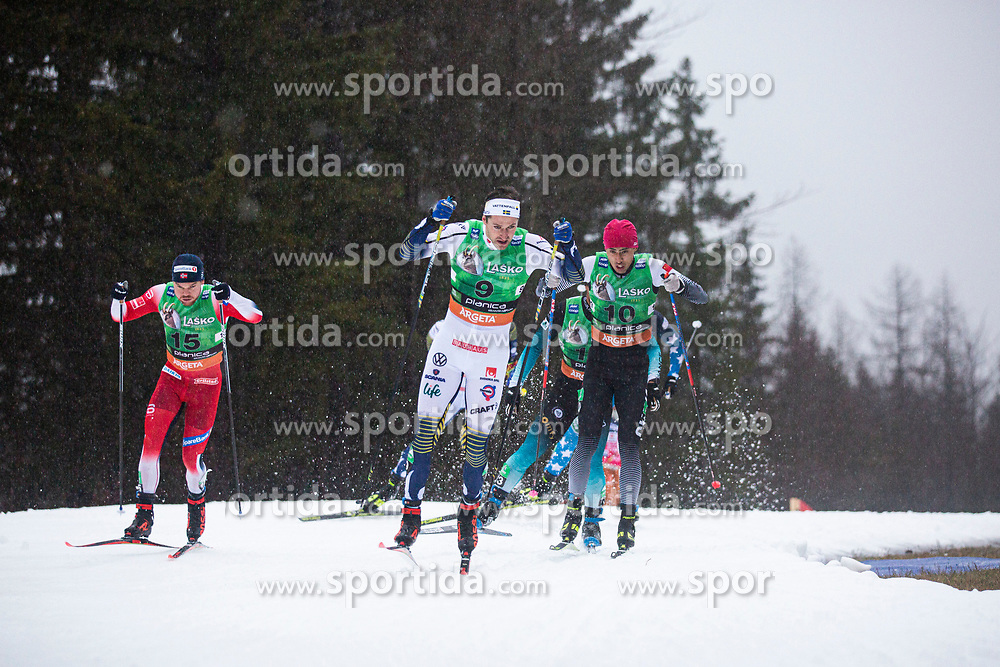 PETERSON Teodor (SWE) during the man team sprint race at FIS Cross Country World Cup Planica 2019, on December 1, 2019 at Planica, Slovenia. Photo By Peter Podobnik / Sportida