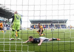 Falkirk 2 v 0 Alloa Athletic, Scottish Championship game played 5/3/2016 at The Falkirk Stadium.
