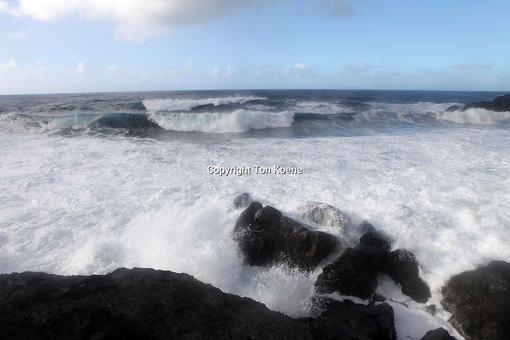 west coast on La Palma