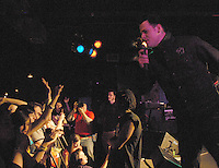 Good Charlotte in concert for the last time prior to a European Tour